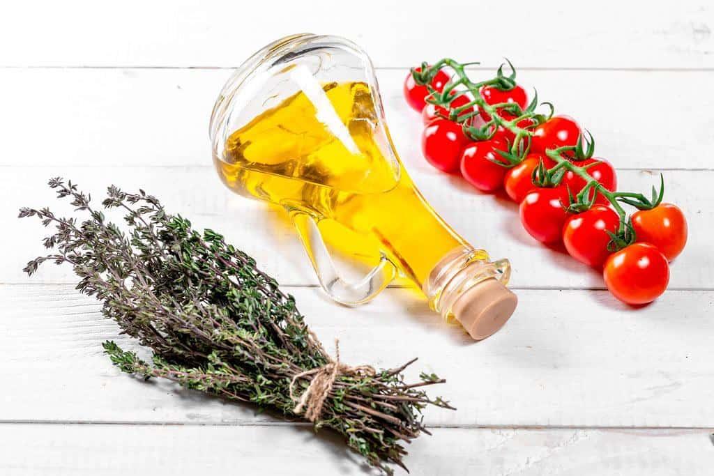 Indian diet for Hypothyroidism - Olive Oil