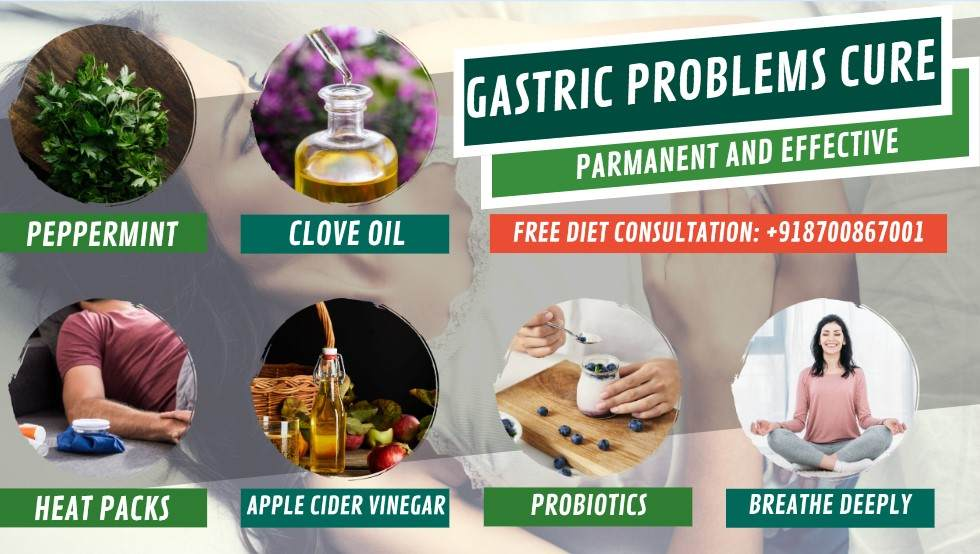 GASTRIC PROBLEMS CURE
