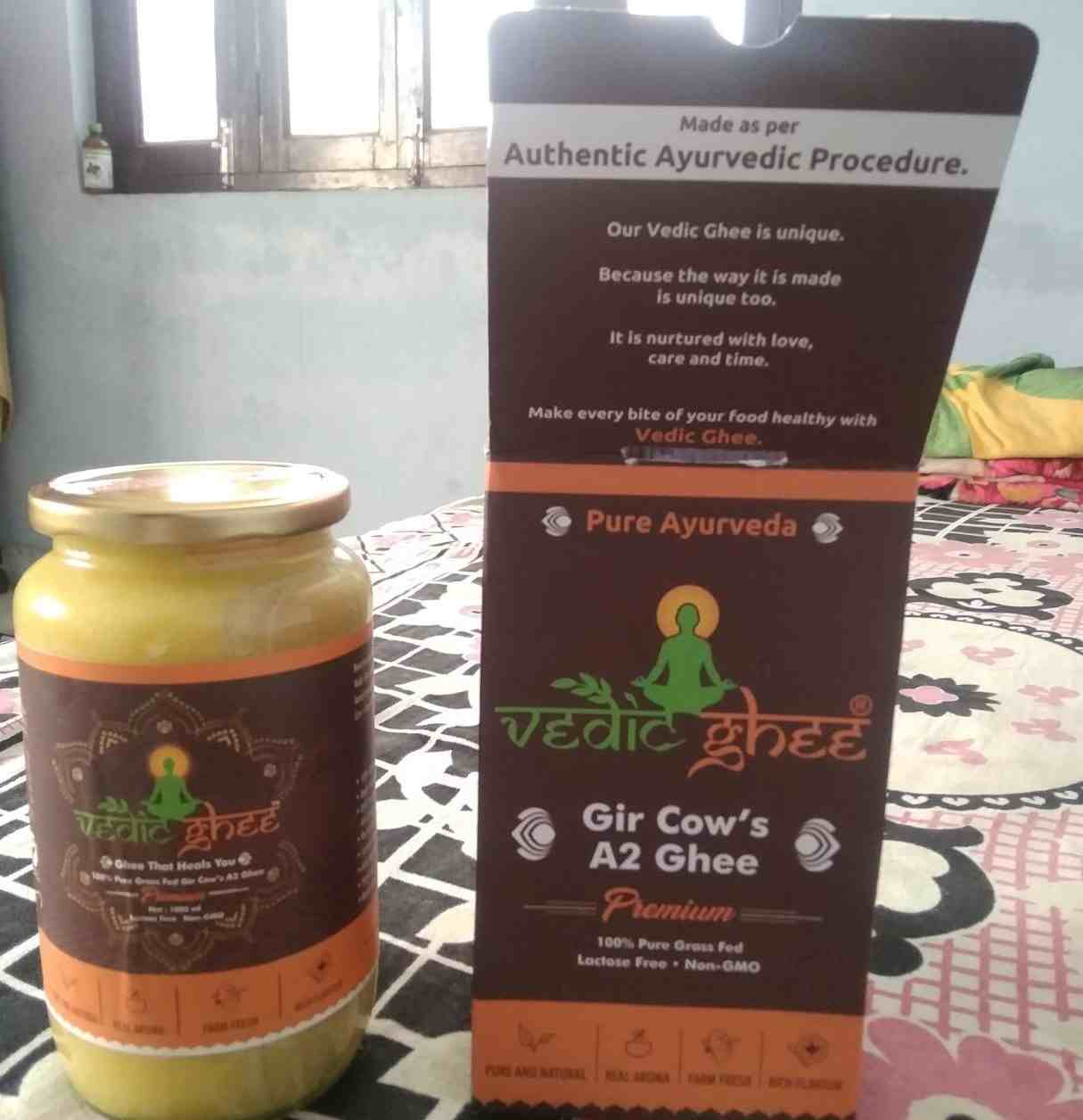 Ayurvedic Natural Gir Cow Ghee Benefits