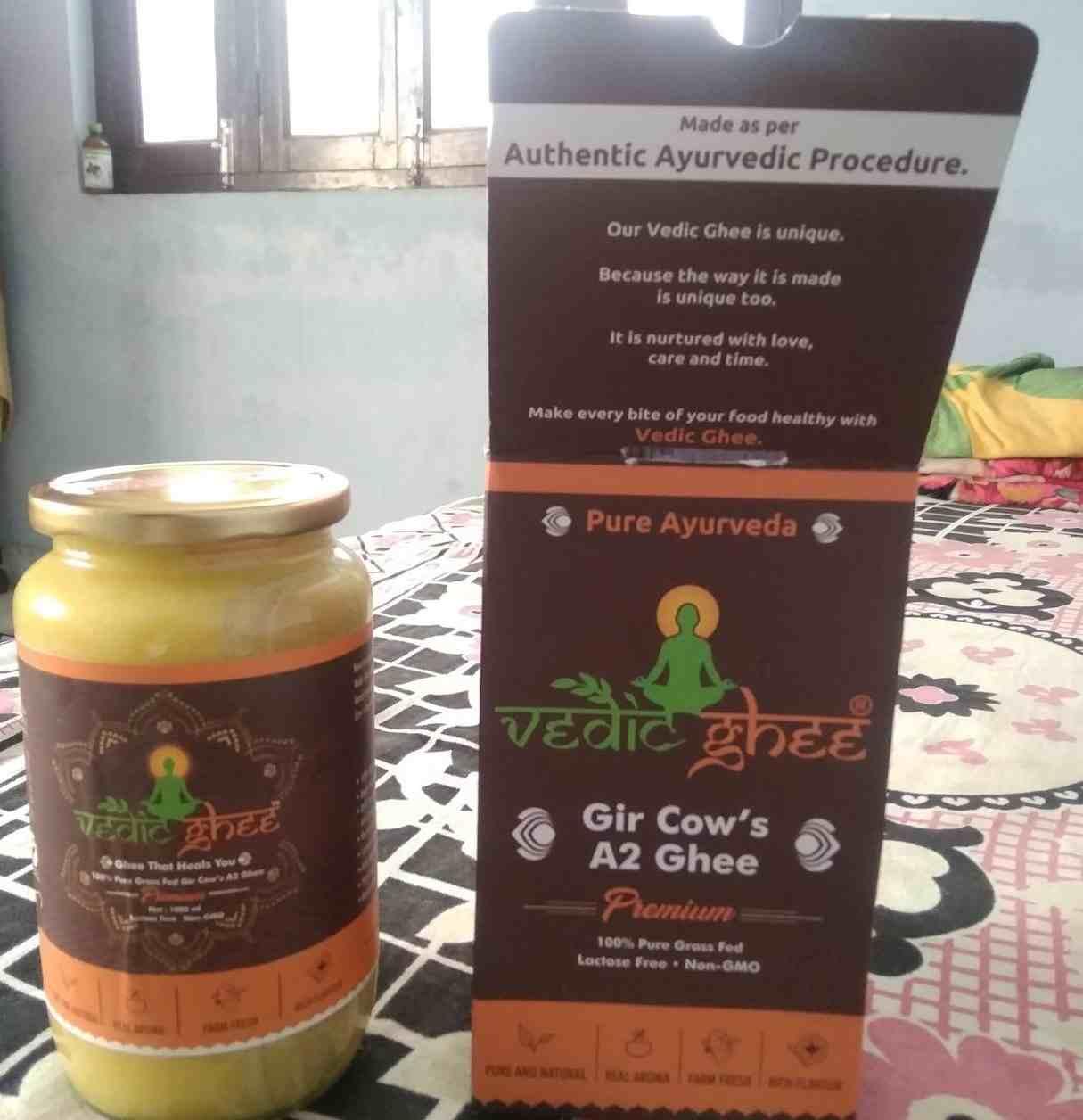 Ayurvedic Natural Gir Cow Ghee Benefits
