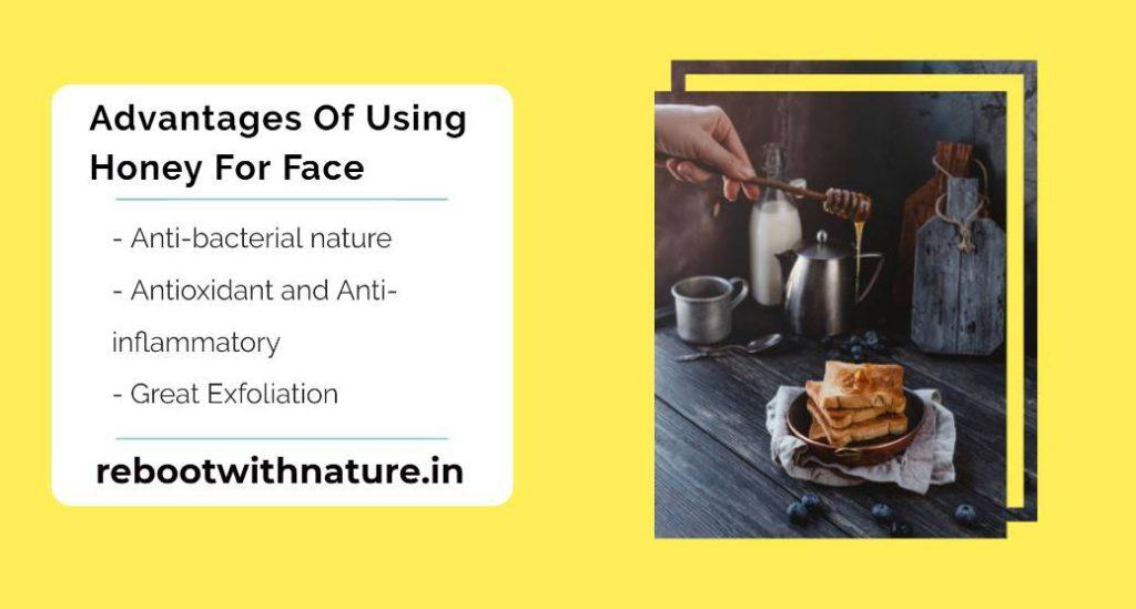 Honey And Lemon For Face - honey advantages