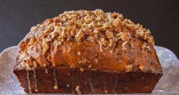 Healthy Indian Snacks banana oat bread