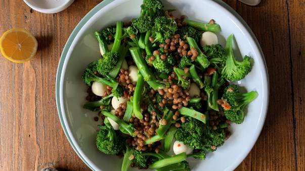 Protein Rich Veg Food - Broccoli