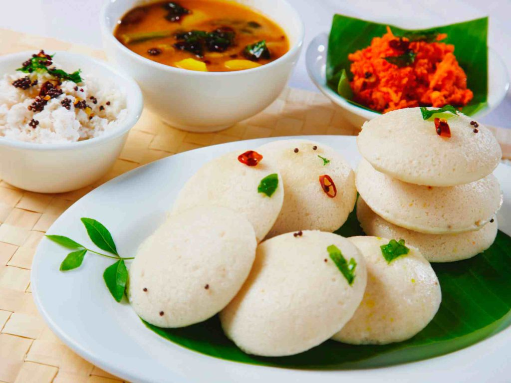 Healthy Indian Snacks idli-compressed