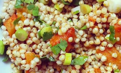 Healthy Indian Snacks jowar medley