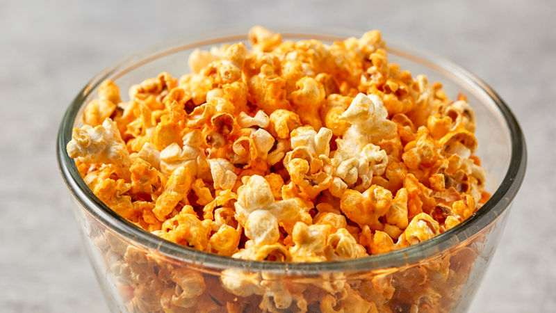 Healthy Indian Snacks popcorn