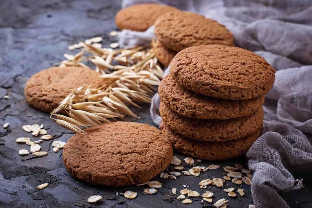 Healthy Indian Snacks ragi cookies