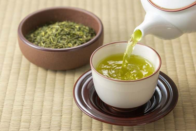 Indian Foods good for the Liver - Green Tea