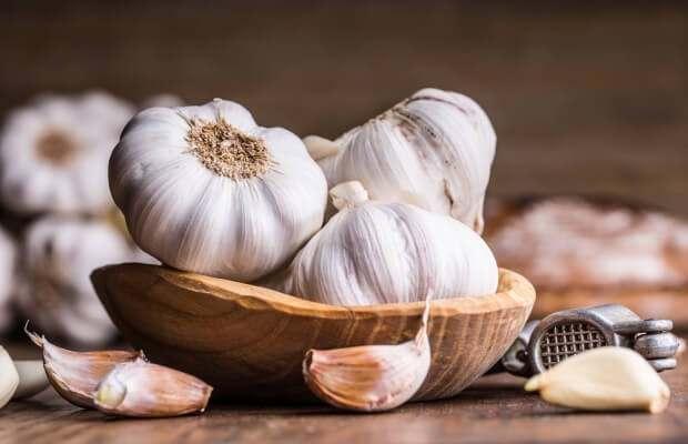 Indian diet for Hypothyroidism - Garlic