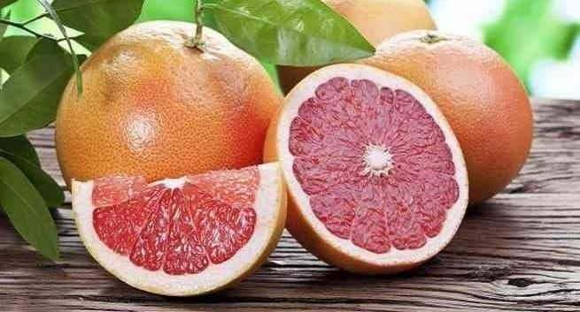 Indian Foods good for the Liver - Grapefruit
