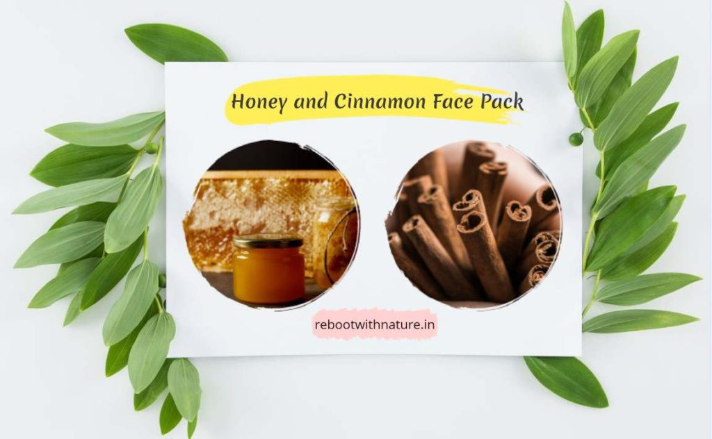 Honey and Cinnamon Face Pack for Skin