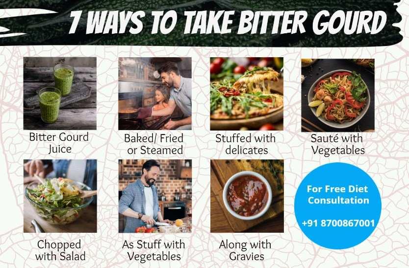 Ways to take Bitter Gourd Juice