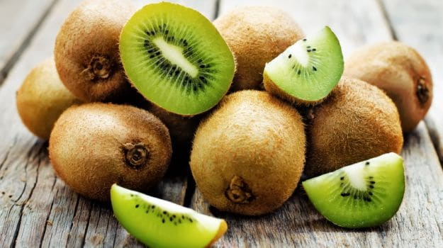 Summer Fruits for Weight Loss Kiwi