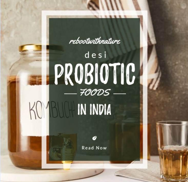 Probiotic Foods In India
