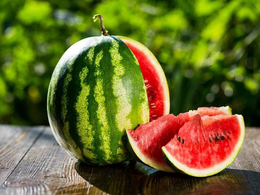 Summer Fruits for Weight Loss Watermelon
