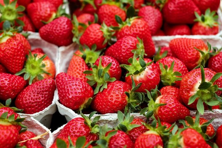 Indian diet for Hypothyroidism - Strawberry