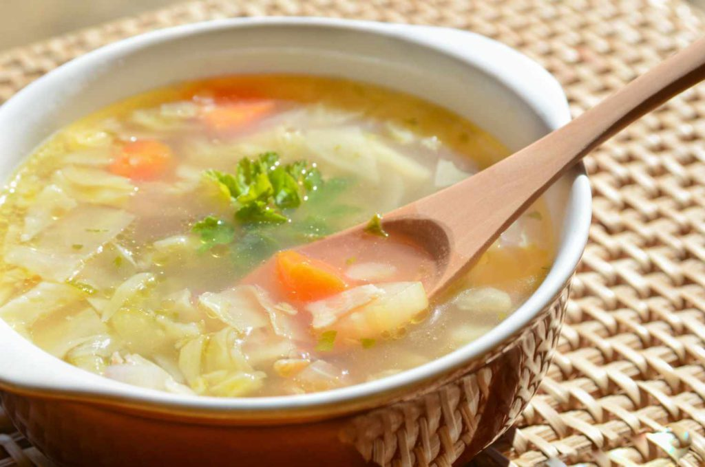 GM Diet Wonder Soup for Quick Weight Loss - GM Diet Soup